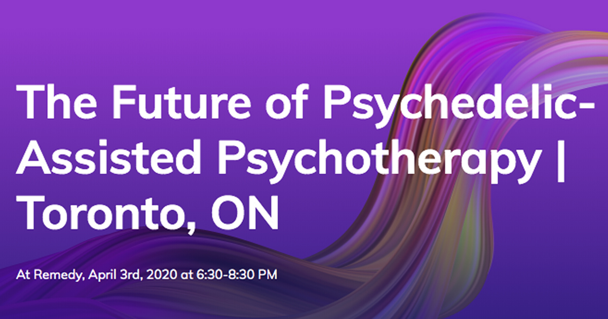 future of psychedelic assisted psychotherapy