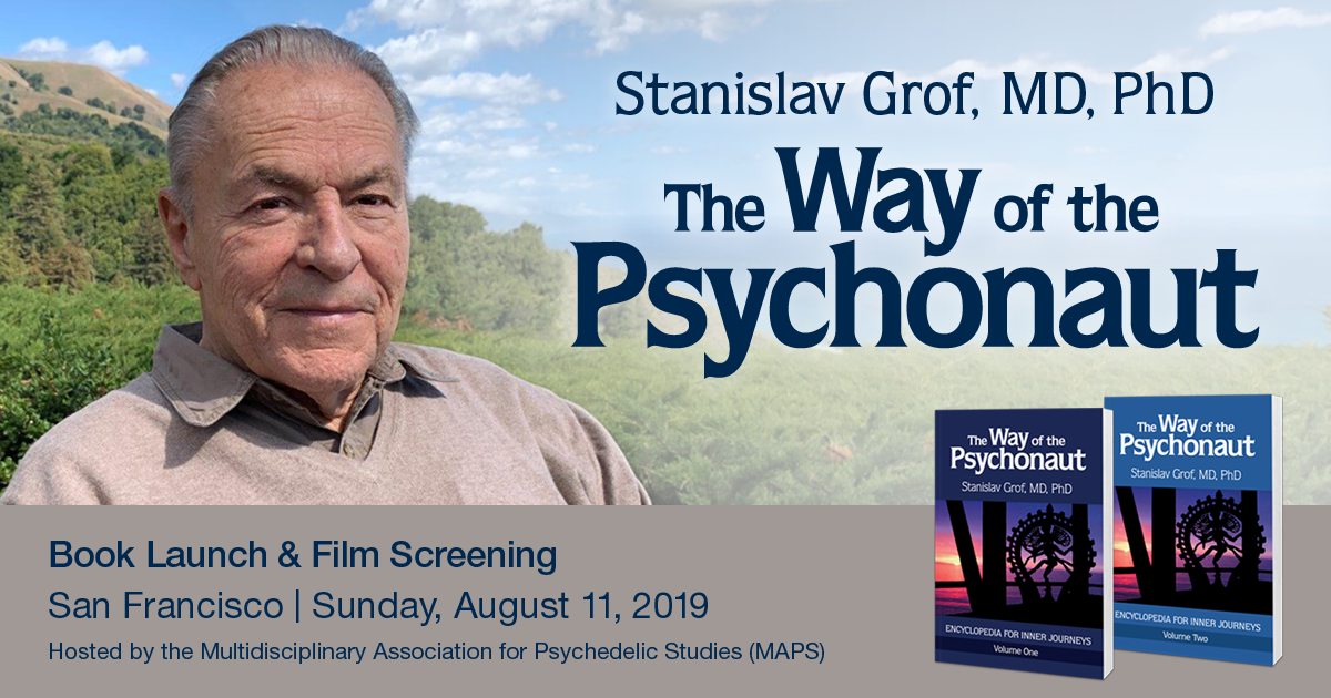 Way of the Psychonaut Book Launch
