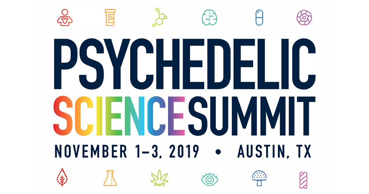 Psychedelic Science Summit 2019 - Austin