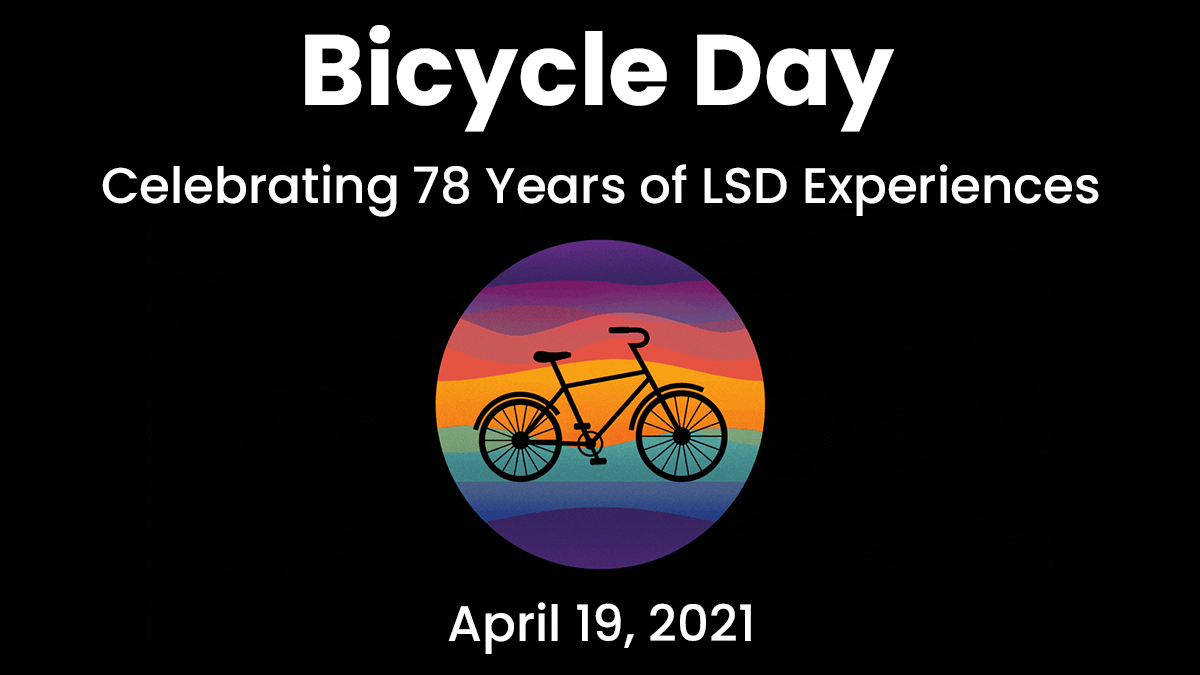 Bicycle Day 2021 - MAPS