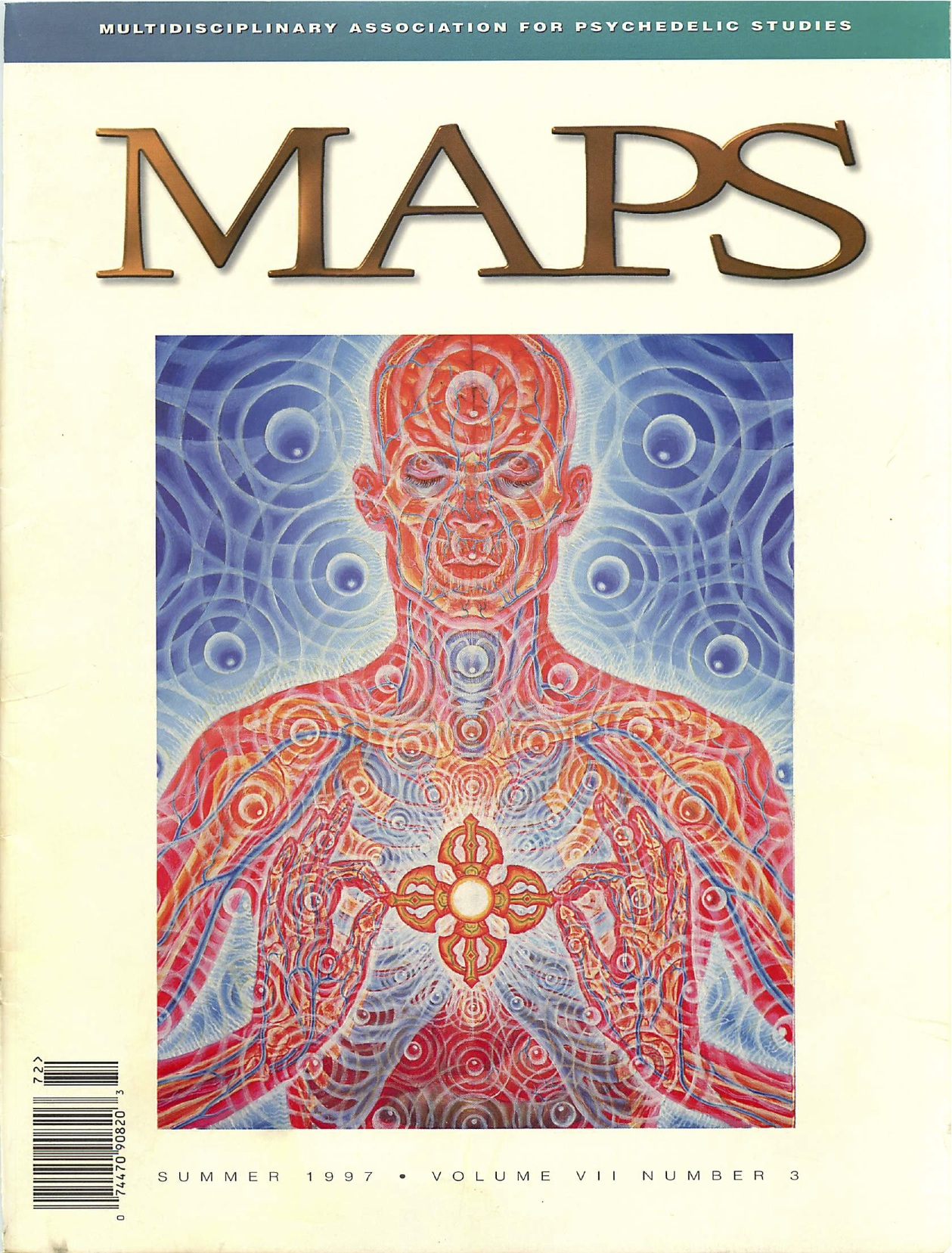 MAPS Bulletin Summer 1997: Vol. 07, No. 3